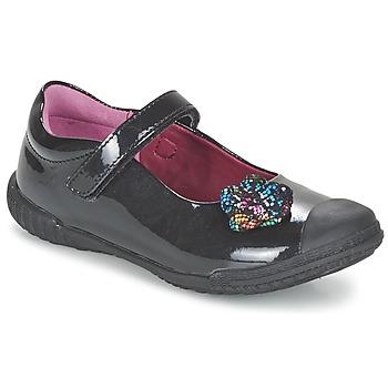 kengät Tytöt Balleriinat Mod'8 KANDEA Black