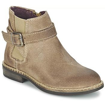 kengät Tytöt Bootsit Mod'8 NEL Beige
