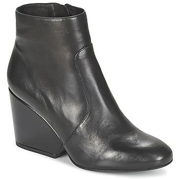 kengät Naiset Nilkkurit Robert Clergerie TOOTS Black
