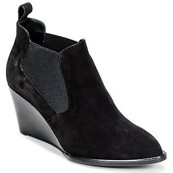 kengät Naiset Nilkkurit Robert Clergerie OLAV Black