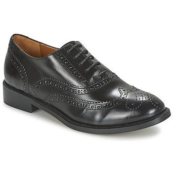 kengät Naiset Herrainkengät Heyraud DEHBIA Black