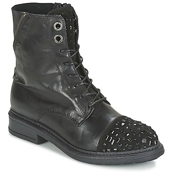 kengät Naiset Bootsit Tosca Blu KATE Black