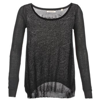 vaatteet Naiset Neulepusero Kaporal TOPIC Black