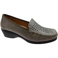 kengät Naiset Mokkasiinit Calzaturificio Loren LOK3929ta tortora