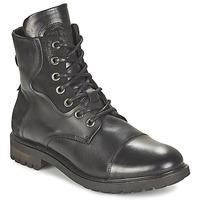kengät Miehet Bootsit Bunker RESCUE Black