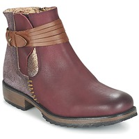 kengät Naiset Bootsit Bunker TAYLOR Bordeaux