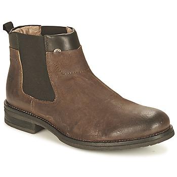 kengät Miehet Bootsit Coqueterra ARMY Brown