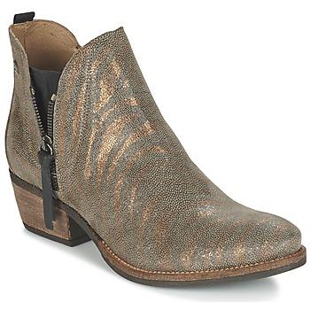 kengät Naiset Bootsit Coqueterra LIZZY Gold