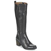 kengät Naiset Saappaat Coqueterra SHEILA Black
