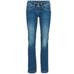 vaatteet Naiset Suorat farkut Pepe jeans BANJI