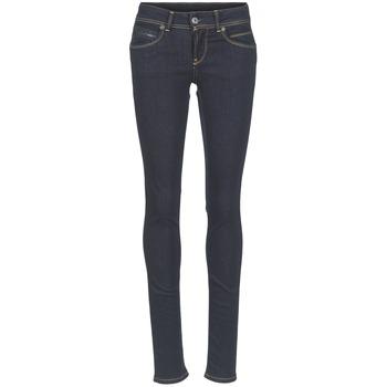 vaatteet Naiset Slim-farkut Pepe jeans NEW BROOKE Blue