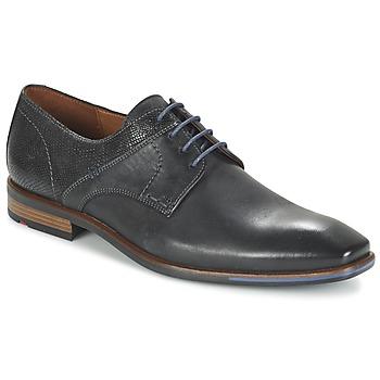 kengät Miehet Derby-kengät Lloyd DAMIEN Black