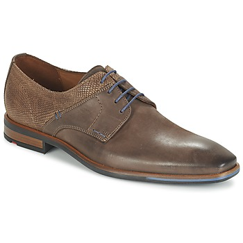 kengät Miehet Derby-kengät Lloyd DAMIEN Brown / Fonce