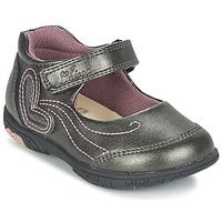 kengät Tytöt Balleriinat Chicco CINDRA Grey
