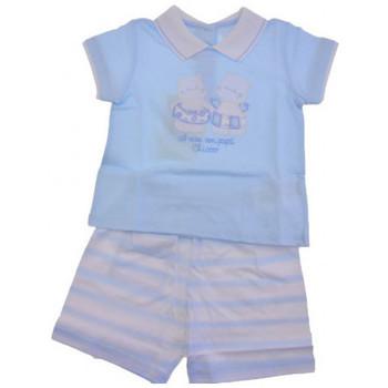 vaatteet Lapset Jumpsuits / Haalarit Chicco  Sininen