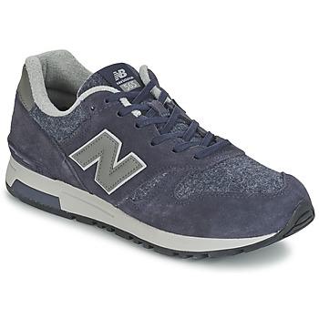kengät Matalavartiset tennarit New Balance ML565 Laivastonsininen