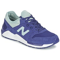 kengät Miehet Matalavartiset tennarit New Balance ML009 Blue