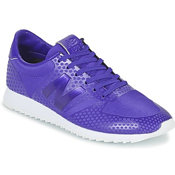 kengät Naiset Matalavartiset tennarit New Balance WL420 Violet