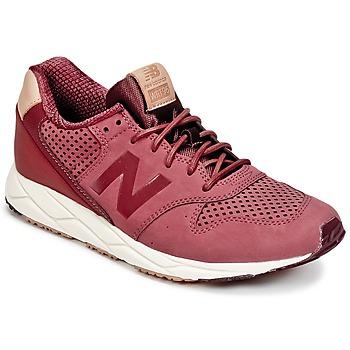 kengät Naiset Matalavartiset tennarit New Balance WRT96 Red