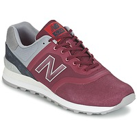 kengät Matalavartiset tennarit New Balance MTL574 Red / Grey