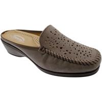 kengät Naiset Sandaalit Calzaturificio Loren LOK3953ta tortora