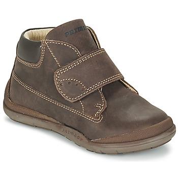 kengät Pojat Bootsit Primigi DEMIAN Brown