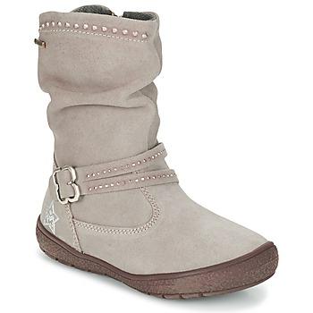 kengät Tytöt Saappaat Primigi CALISHA-E Taupe