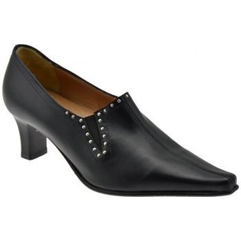 kengät Naiset Mokkasiinit Bettina  Musta