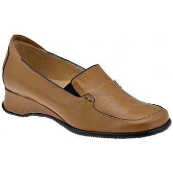 kengät Naiset Mokkasiinit Bettina  Beige
