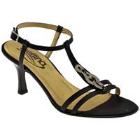 kengät Naiset Sandaalit ja avokkaat Bettina  Musta