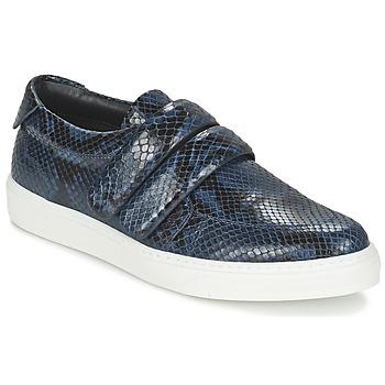 kengät Naiset Matalavartiset tennarit Sonia Rykiel SPENDI Blue / Black