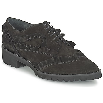 kengät Naiset Derby-kengät Sonia Rykiel CARACOMINA Black