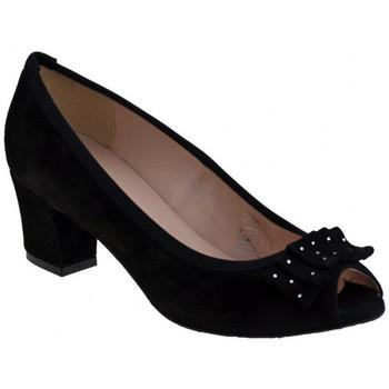 kengät Naiset Korkokengät Keys  Musta
