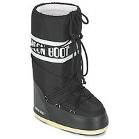 kengät Talvisaappaat Moon Boot MOON BOOT NYLON Musta