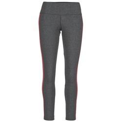 vaatteet Naiset Legginsit adidas Originals ESS 3S TIGHT Grey