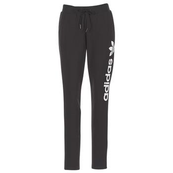 vaatteet Naiset Verryttelyhousut adidas Originals LIGHT LOGO TP Black