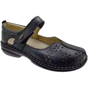kengät Naiset Balleriinat Calzaturificio Loren LOM2313gr grigio