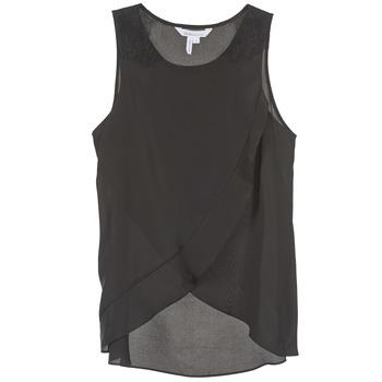 vaatteet Naiset Hihattomat paidat / Hihattomat t-paidat BCBGeneration 616725 Black