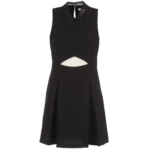 vaatteet Naiset Lyhyt mekko BCBGeneration 616935 Black