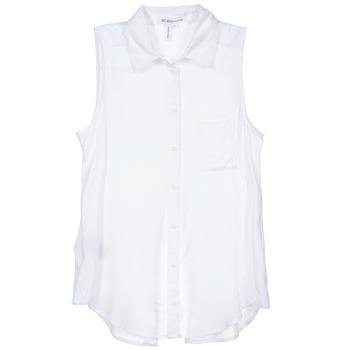 vaatteet Naiset Paitapusero / Kauluspaita BCBGeneration 616953 Valkoinen
