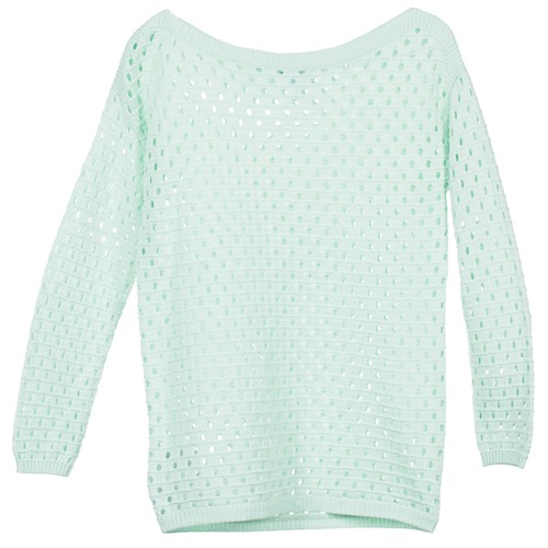 vaatteet Naiset Neulepusero BCBGeneration 617223 Green