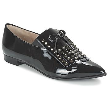 kengät Naiset Derby-kengät Paco Gil PARKER Black