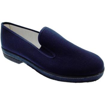 kengät Miehet Tossut Davema DAV050b blu