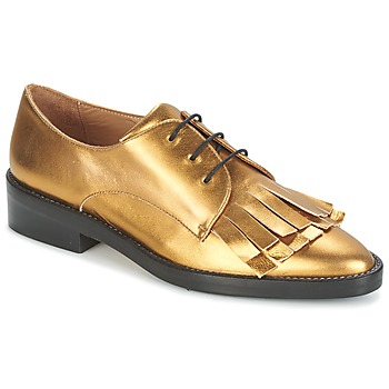 kengät Naiset Derby-kengät Castaner GERTRUD Kulta