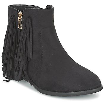 kengät Naiset Bootsit Elue par nous VOPFOIN Black