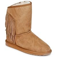 kengät Naiset Bootsit EMU WOODSTOCK Vihreä multi wf sde