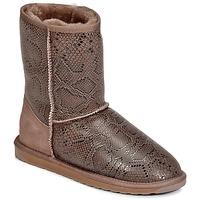 kengät Naiset Bootsit EMU STINGER PRINT LO Ruskea