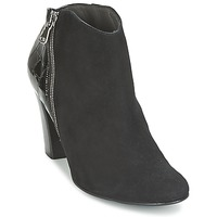kengät Naiset Nilkkurit France Mode NANTES Black