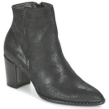kengät Naiset Nilkkurit France Mode OLFY Black