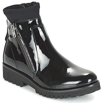 kengät Naiset Bootsit Regard REJABI Black